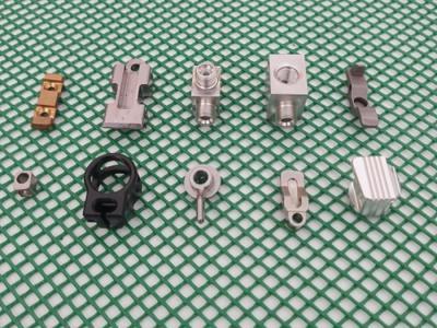 Frezowanie CNC metali - 1